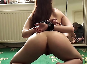 Young subslut Luna Rival ass drilled roughly before creampie