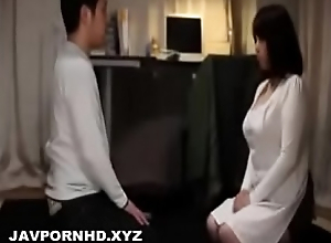 Son gets sex way of life outlander horny Japanese mom