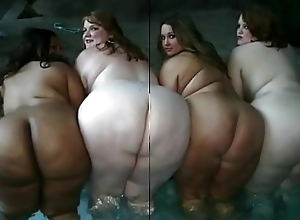 SSBBW BBW Big Hot goods Compilation Slideshow