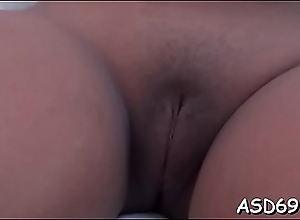 Curvaceous oriental bitch acquires screwed in various positions