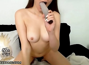 Blowjob And Cookie Fuck Be useful to Sexy Brunette Teen