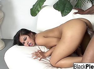 Asian hottie Cindy Starfall gets some BBC from Mr. Marcus