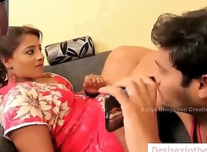 Big Butt Indian Bhabhi Dealings Roughly Servent