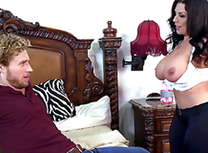 Brazzers HD: Screwed In A Express less Sheridan Love -2