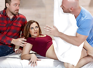 Private Treatment Starring Natasha Nice with the addition of Johnny Sins