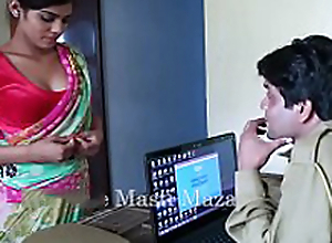 Hot Indian short films - Juvenile Indian Bhabhi Seduced By A Testimony Man (new)