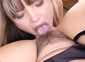 Brit milf fingered by schoolgirl in unalterable