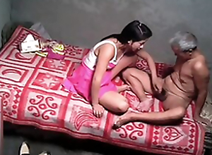 Horny indian Daughter dexterity say no to dad to fuck say no to pussy