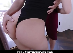 Sexy Athletic Big Ass Teen PAWG Abella Danger Fucked Overwrought A Big Cock