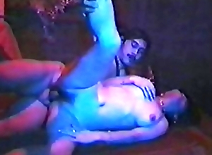 Sex Scene from Vintage Oriental Porn Motion pictures