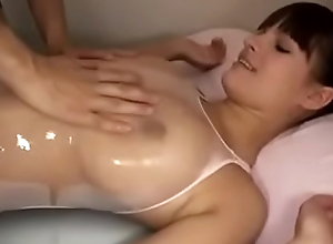 Hot Czech has interracial Massage with Asian dude! Attaching 1 - Attaching 2 at CzechTube.net