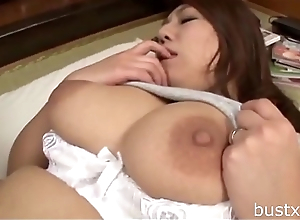 Chubby Japanese Matriarch - Conscript bustxxx.net for almost boobs video