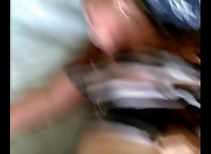 Girlfriend slumberous real