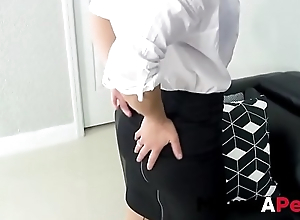Hot mom can&acute_t resist and needs son&acute_s cock