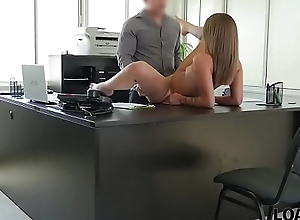LOAN4K. Petite student girl has no job but craves to earn some cash