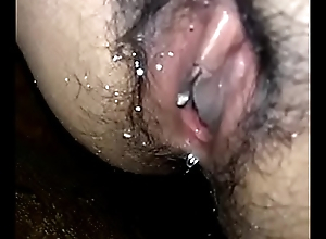 My wife pissing pt 3