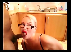 Arab Asian Interracial Blonde milf bonks !
