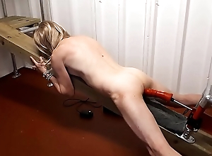 RachelSexyMaid - 15 - acquires naked longing from Dungeon fuck machinery