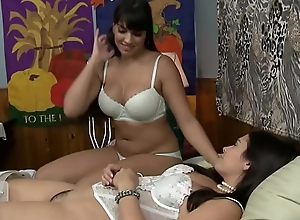 Mercedes Carrera takes care be required of a younger woman