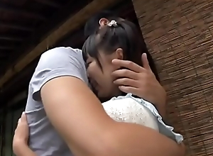 Cute Japanese Legal age teenager Niko Maizono Alfresco Sex watch part 2 at dreamjapanesegirls.com