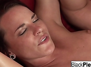 Interracial ace fuck with Dana DeArmond and Byron Long